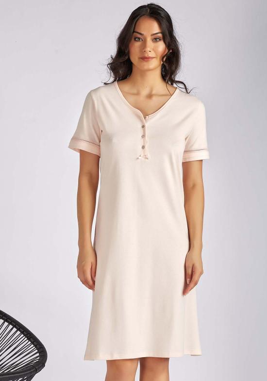 624da6d136b894c Купить женские хлопоковые ночные сорочки